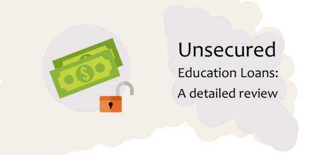 Private unsecured loans